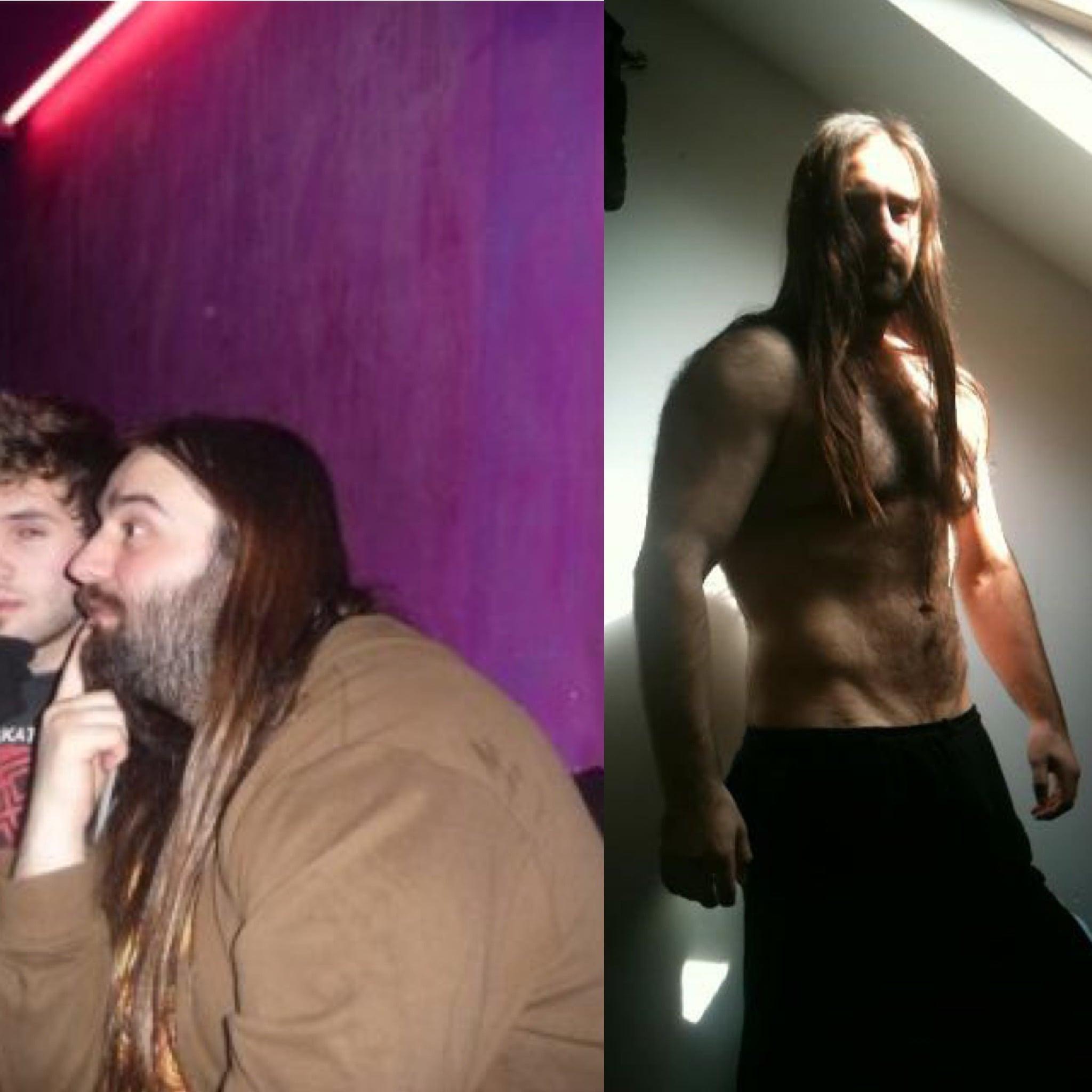 Ryan Croft weight loss Primal Life Gym Lincoln